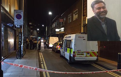 Zakaria Islam killed in East London