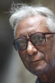 Ahmed Ilias, Urdu poet from Bangladesh